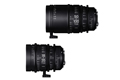 Sigma 18-35mm and 50-100mm Lenses with Case (EF)